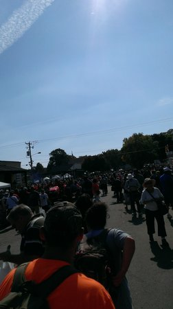 Oko's Outpost Inc.: Crowds in the Street Cranfest 2013