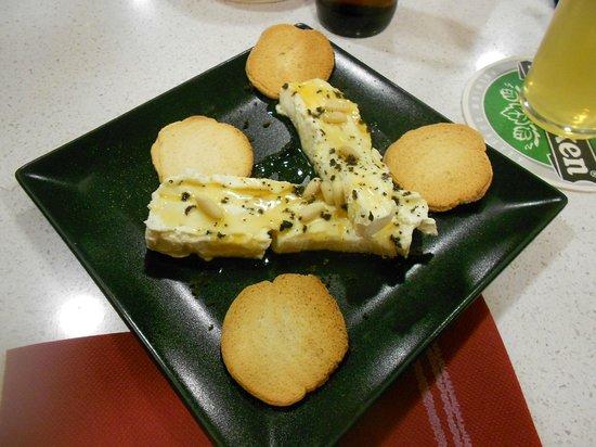 Sercotel Ciudad de Soria Hotel: queso de trufa en la jornada de la trufa