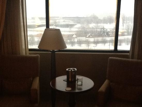 DoubleTree by Hilton Hotel Newark Airport: view of snow