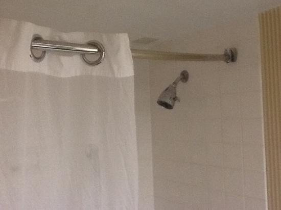 Droopy Shower Curtain Bar