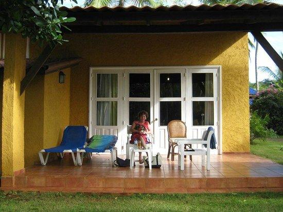 Grand Paradise Samana : Villa # 3152 avec vue sur les piscines.