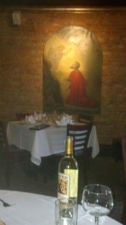 Centi Anni Alla Famiglia : 3rd floor of restaurant