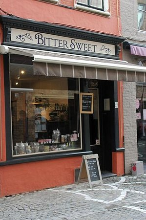 Bittersweet: Bitter Sweet from the outside