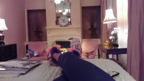 Catherine Ward House Inn: Relaxation