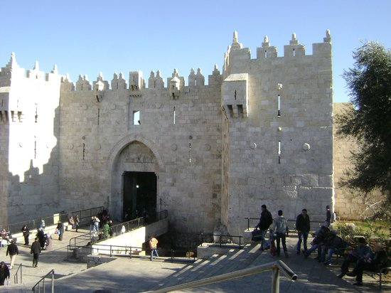Vieille Ville de Jérusalem : Ciudad Vieja