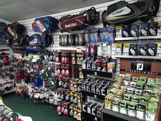 Ace Golf Ranges: All your team gear and accessories are here
