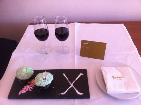 Barceló Montecastillo Golf: A lovely welcome in the superior rooms