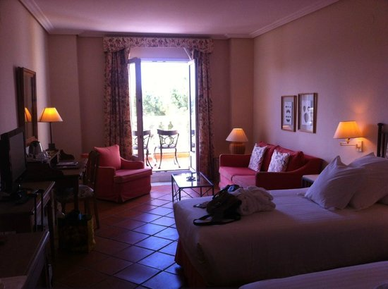 Barcelo Montecastillo Golf: Old style superior rooms