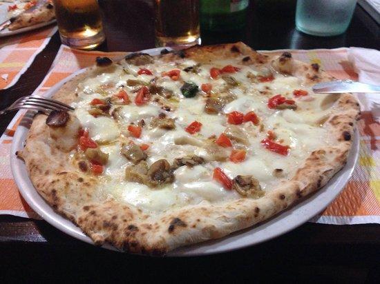 immagine Pizzeria La Lampara In Benevento
