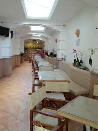 Hotel Casali Garni : уютный холл