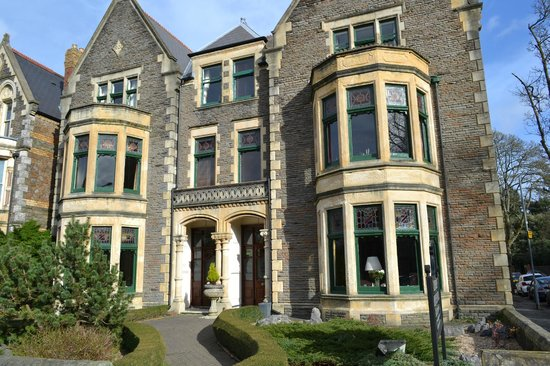 Lincoln House Private Hotel: Superb stay in superb hotel