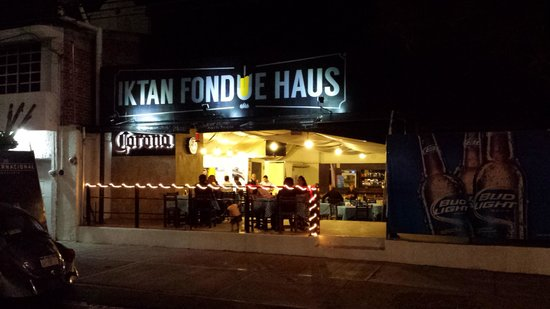 Iktan Fondue Haus