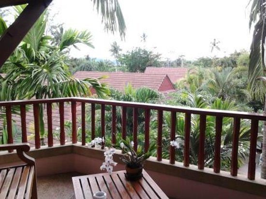 Aonang Princeville Resort: top floor