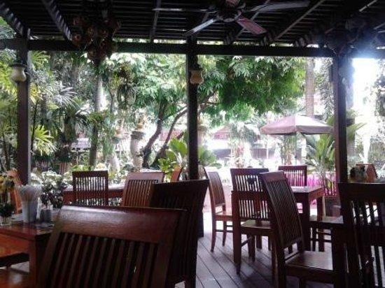 Aonang Princeville Resort : restaurant