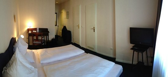Hotel Olympic: Double room