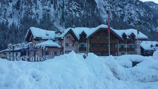 Hotel & Club Gran Chalet Soreghes : Soreghes Hotel