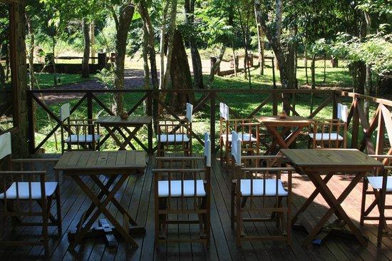 Tierra Guarani Lodge: Confiteria