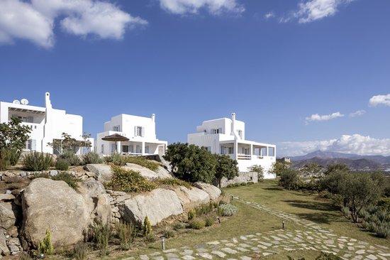 Naxian Collection: Luxury villas