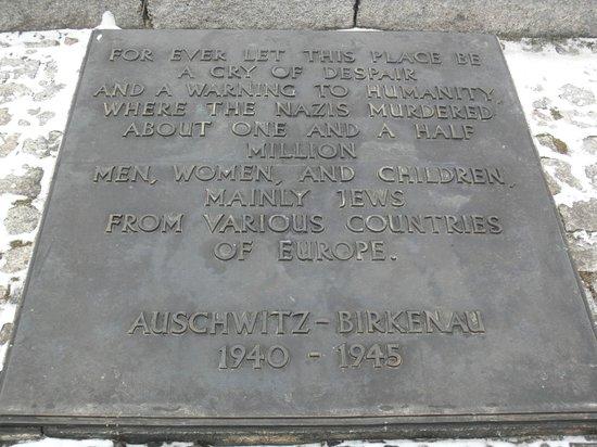 Museo Estatal Auschwitz-Birkenau: Auschwitz