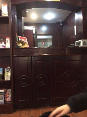 Adora Hotel: Reception