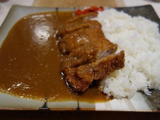 Tamago: Katsu Curry