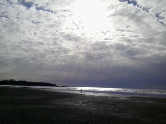 BC Ferries: Wickaninnish Beach