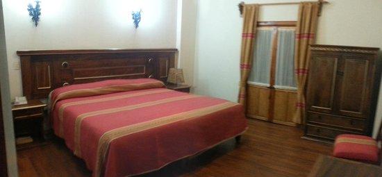 Mision Patzcuaro Centro Historico: Las habitaciones son muy bonitas con muchos toques de la region