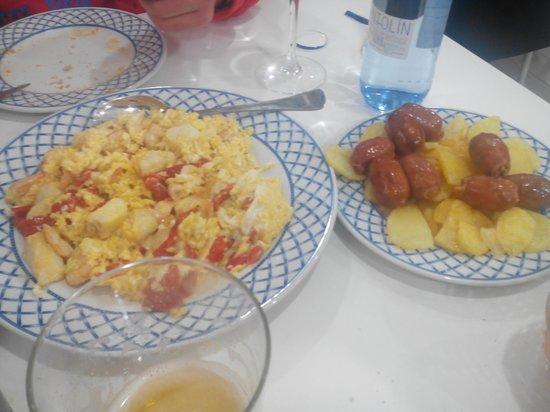 La Tapería: Choricitos