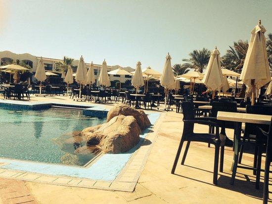 Sharm Dreams Resort : Main pool