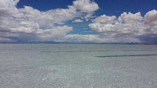 Salinas Grandes: Donde las nubes se juntan con la sal