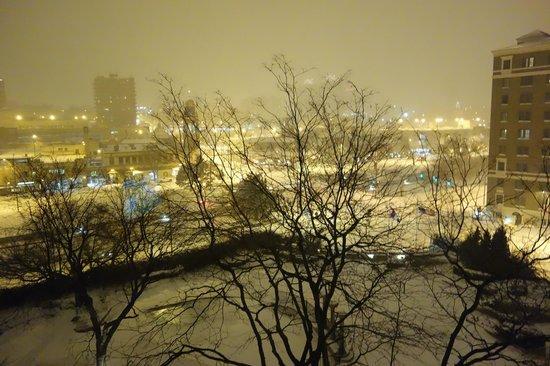 InterContinental Kansas City at the Plaza: Big snowstorm of 2014!