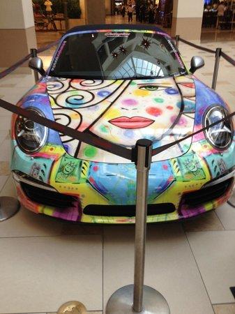 Aventura Mall: Porsche 3