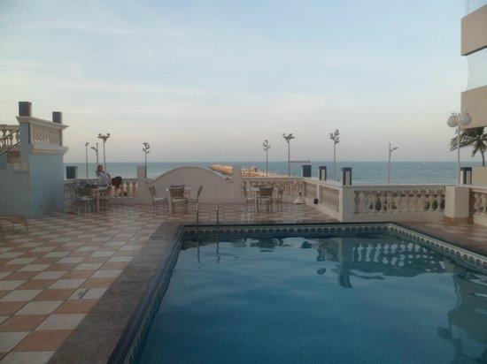 Hotel Sonata De Iracema : Piscina