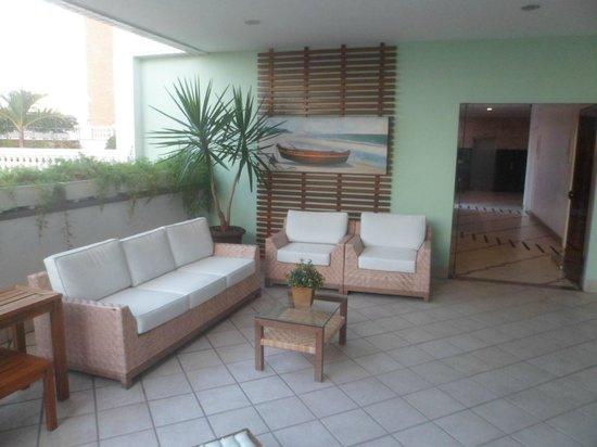 Hotel Sonata De Iracema : Lounge Hotel
