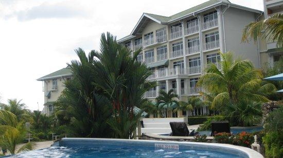Sheraton Bijao Beach Resort: Bijao - One of the buildings
