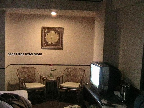 Sena Place Hotel : Basic room