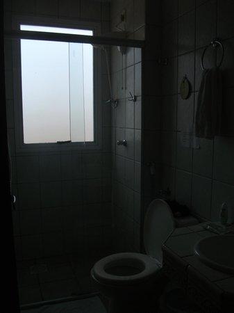 Pousada Abaete: Baño, nuevo e impecable