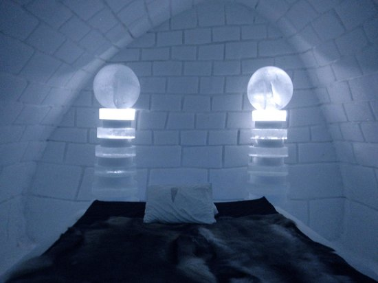 """Icehotel: """"It's Alive"""""""