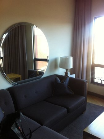 Andaz Napa : Lounge