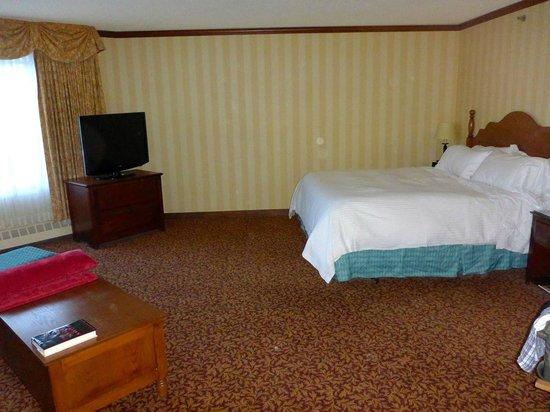 Delta Hotels by Marriott Kananaskis Lodge: deluxe room