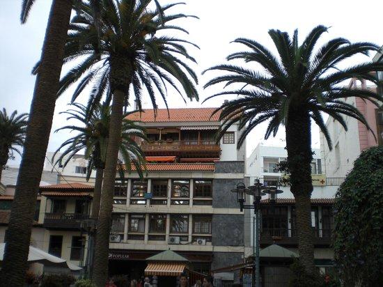Plaza Charco: Playa Charco