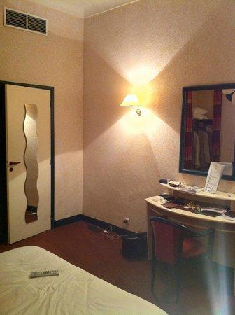 Hotel Villa Victoria: Внутри