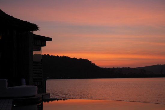 Song Saa Private Island: Villa sunset
