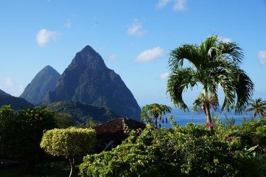 La Haut Resort : Blick von den schönsten Zimmern