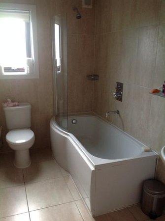 Bluestone National Park Resort: Ramsey bathroom