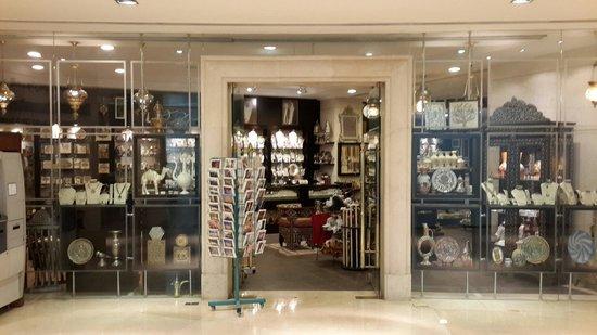 Le Meridien Amman : The Ammonites Bazaar LE MERIDIAN AMMAN