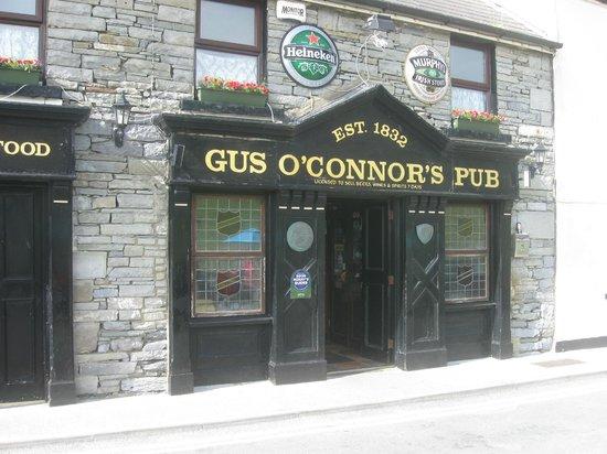 O'Connors Pub Doolin : Gus O'Connor's Pub