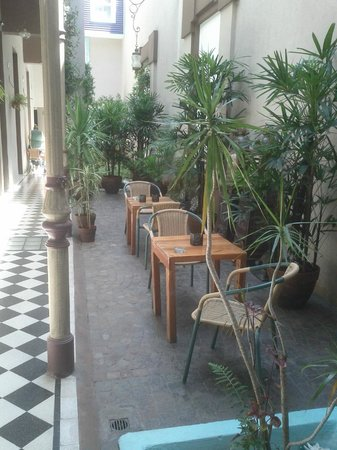Hotel Boutique Raco de Buenos Aires: First level common area