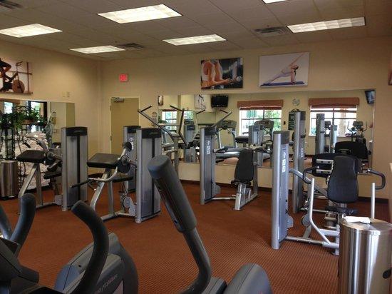 Floridays Resort: Academia pra quem não treina com pesos livres