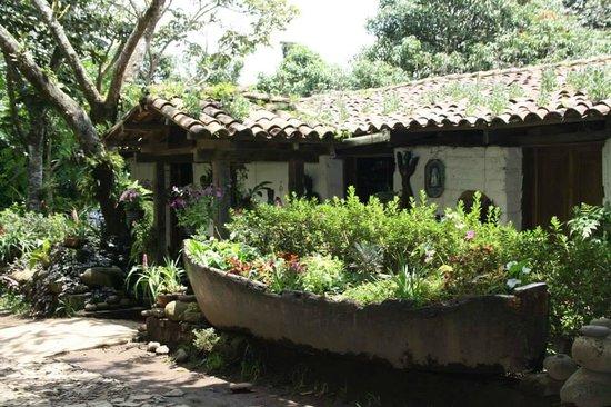 Capilla picture of el jardin de celeste concepcion de - El jardin de luz ibiza ...